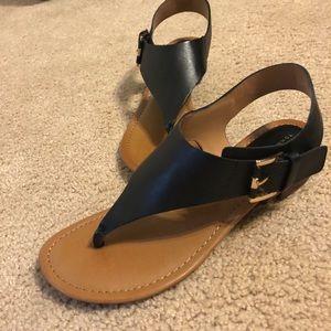"Tommy Hilfiger ""Kitty"" block heel sandals"